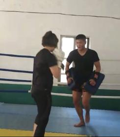 重庆保镖公司训练视频