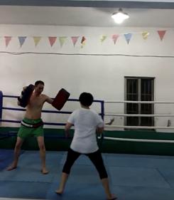 武汉保镖公司训练视频